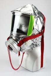 【寧威科技防煙頭罩/面罩】 PSM-CO型(濾毒罐型) 全部防火材質 火場逃生 消防安檢必備裝備(原廠貨)(台灣製)