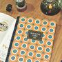 【PChome 24h購物】 Masking Tape 紙膠帶收集冊 [黃圈] DEAFIO-A900925PA