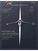 【老殘二手書】《Financial Accounting: A Focus o》ISBN:9780470276716