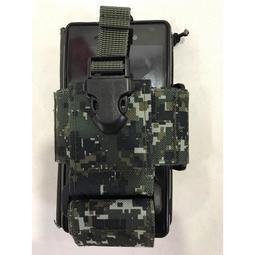 國軍數位迷彩多功能手機袋套腰包無線電袋手銬袋置物袋水壺袋彈匣袋~可開發票~p000044677