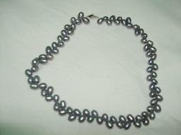 緬甸天然珍珠項鍊