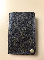 LV證卡夾(Louis Vuitton Porte Cartes Credit Pression)