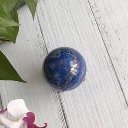 Lapis Lazuli 阿富汗青金石球-D59