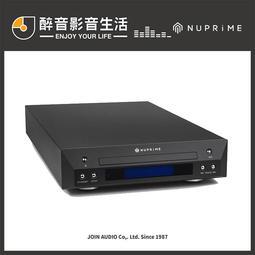 【醉音影音生活】美國 NuPrime CDT-10 (黑/銀) 高階CD純轉盤/CD播放機.光纖/同軸/HDMI.公司貨