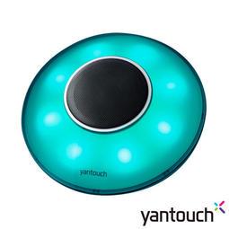 Yantouch Eye Speaker 立體聲環繞 全色階變色LED藍芽喇叭 -(單入) 情境燈