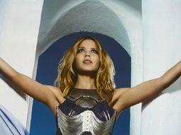 凱莉米洛Kylie Minogue-愛神Aphrodite限量海報