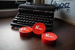 [驚嘆號!古道具] 早期 手動式 打字機色帶 紅黑 雙色  價格含運
