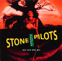 1992 首發仕樣無 IFPI,Stone Temple Pilots – Core 歐洲進口CD@YB2