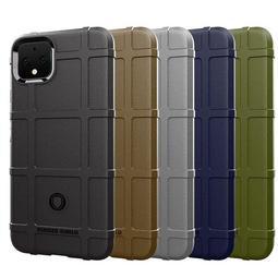 軍用軟殼 谷歌 Google Pixel 5 4a 5G 4 XL 3a 3全包覆鏡頭殼防摔防撞防滑手機殼保護套保護貼