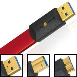 {音悅音響}美國 Wireworld Starlight 8 星光8 USB數位訊號線 USB3.0 銅鍍銀 高音延伸佳