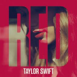 Taylor Swift 泰勒絲 Red 紅色 Deluxe Edition 日版 專輯