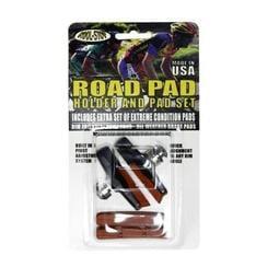 速度公園 KOOL-STOP 美國製造 Campagnolo Campy 公路車/跑車系統專用 C夾煞車皮組