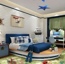 韓風3D立體壁貼防撞壁貼 牆貼 壁貼 創意壁紙 裝潢壁貼 磚紋壁貼 3D壁貼 防撞條 隔音泡綿 壁癌