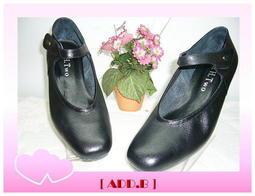 [ADD.B ]精品皮鞋...新款柔軟牛皮.舞鞋.粗跟.超好穿..原價1580元....只售1000元