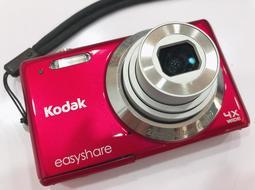 Kodak Easyshare M522 紅 數位相機 #二手相機 #彰化店 01477