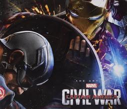 美版 The Art of Captain America Civil War 美國隊長3 英雄內戰 美術設定集