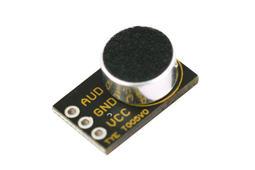 Maker/DIY/自造者/創客 高感度微型麥克風模組-聲音輸入觸發裝置