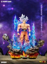 『胖虎館』代購 FC 七龍珠 自在極意功 無我極境 孫悟空 1/4 GK 雕像 完成品