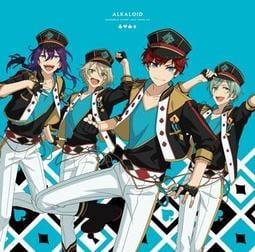 ◎日本販賣通◎(代購) 合奏明星 偶像夢幻祭 小隊歌CD ALKALOID
