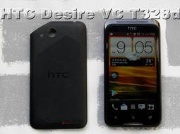 手機-HTC Desire VC T328D 亞太 500 萬像素 beats音效 也可當零件機