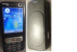 二手復古NOKIA N73 RM-133手機(初步測試可以開機歡迎自取