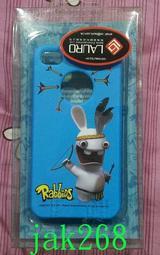 IPhone 4 雷曼兔 Rayman Rabbids 手機殼