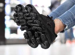 9527 NIKE WMNS AIR VAPORMAX 慢跑鞋AH9045-002 全黑色大氣墊訓練鞋 ... 2f4547f87