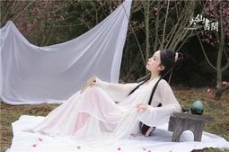 【花都。晨光】 六仙書閣 日常款褙子 現貨一件出清 絕版  漢元素 改良漢服 褙子 襦裙