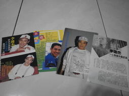 X1163  雜誌內頁  李連杰  4張4頁