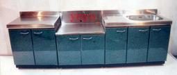 (YOYA)廚具流理台72公分美耐板分件式流理台72爐台(72F)