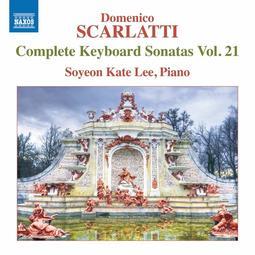 {古典}(Naxos) Soyeon Kate Lee / Scarlatti: Keyboard Sonatas