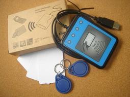 NFC RFID Reader讀卡機 手機 悠遊卡/icash2.0/一卡通iPass /Happy Cash