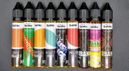 鹽選小煙會館 VGOD 7種口味 鹽油 香精50%30ML