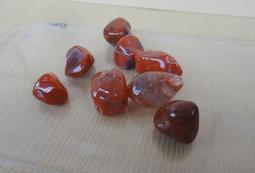 天然 原礦 碎石 南紅瑪瑙 大顆 現貨 一物一圖 【喬安水晶】