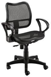 【南洋風休閒傢俱】時尚造型辦公椅系列-彈性網辦公椅 JX287-5