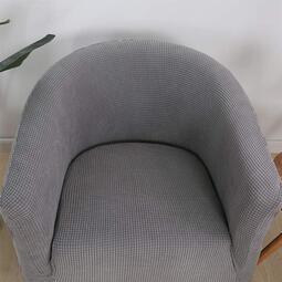 現貨 yo ki四季通用椅子套單人沙發全包彈力椅子套餐廳網吧酒店防臟沙發墊套