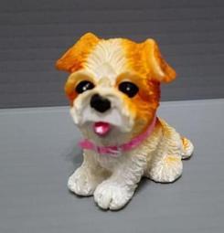 可愛動物 狗狗 造型 DIY 微景觀 多肉園藝造景 公仔 擺飾