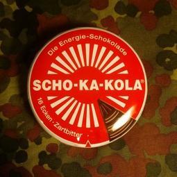 德國進口Scho-Ka-Kola巧克力 原味紅 牛奶藍 新包裝 挑戰露天最低價