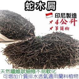 蛇木屑‼️4公升不用100🇮🇩印尼製造📌筆筒樹