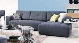 【風禾家具】HJS-328-2@北歐風L型布沙發【台中31500送到家】貴妃椅 傢俱 實木椅架 高密度泡棉 布套可拆洗