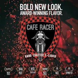 |就| 美國 金獎機車 幸運13 CAFE RACER Lucky 13 摩托車油 機車油 幸運痞子 60ml 大煙果汁