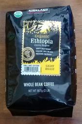 好市多 科克蘭衣索匹亞咖啡豆