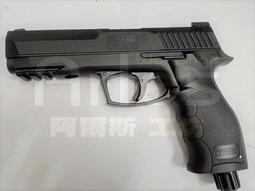【阿爾斯工坊】現貨~不用等 最新UMAREX T4E HDP50 12.7 CO2 防身 訓練用槍 鎮暴槍 黑色