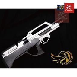 昊克生存遊戲-騎翼鶯歌『特價中』EVANIX MAX AIR 7.62mm 半自動空氣槍(鉛彈 PCP 火箭 矽油)