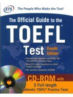 《Official Guide to the Toefl Test WITH CD》ISBN:1259010503│Educational Testing Service (COR)│九成新