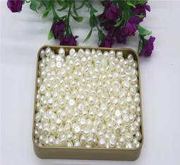 爆款DIY珍珠可穿珠製作手鏈項鏈戒指珍珠