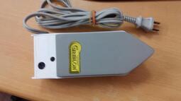 (蝶)二手良品加重型老式電熨斗不加水無蒸汽平滑底板干電漏斗